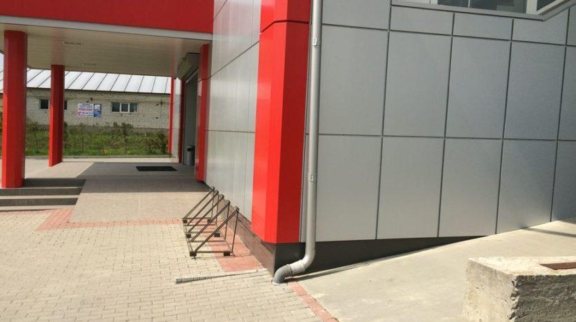 Rent - Warm warehouse, 1000 sq.m., Radekhov