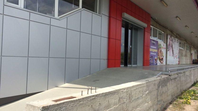 Rent - Warm warehouse, 1000 sq.m., Radekhov - 2