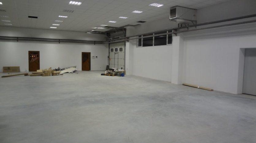 Rent - Warm warehouse, 1000 sq.m., Radekhov - 4