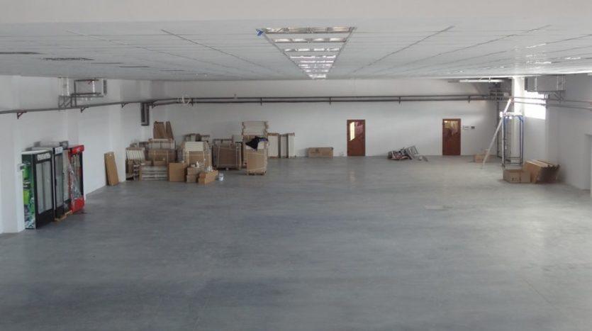 Rent - Warm warehouse, 1000 sq.m., Radekhov - 6