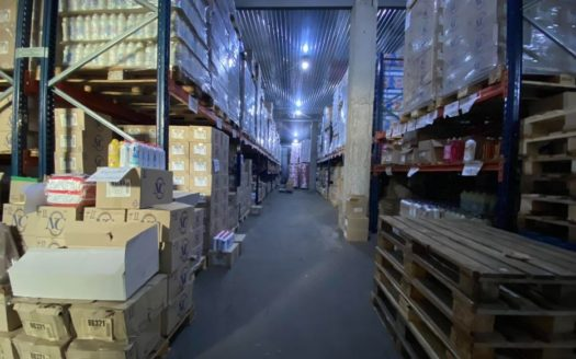 Rent – Dry warehouse, 650 sq.m., Dnipro