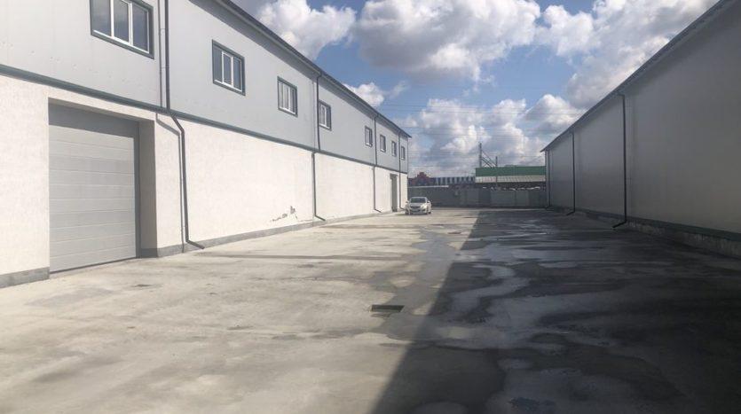 Аренда - Сухой склад, 1000 кв.м., г. Зарванцы - 2