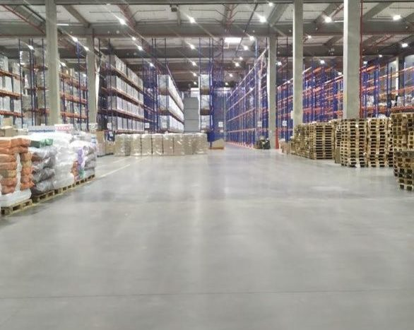 Rent - Warm warehouse, 8300 sq.m., Borispol