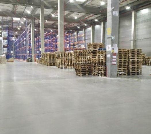 Rent - Warm warehouse, 8300 sq.m., Borispol - 2