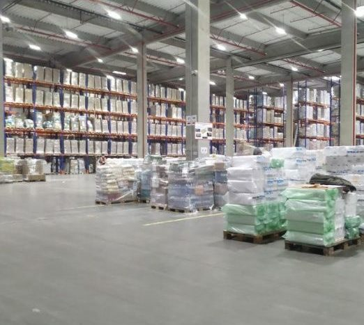 Rent - Warm warehouse, 8300 sq.m., Borispol - 3