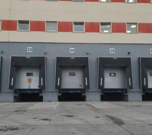 Rent - Warm warehouse, 8300 sq.m., Borispol - 4