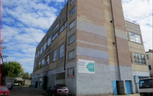 Sale – Dry warehouse, 3000 sq.m., Brovary
