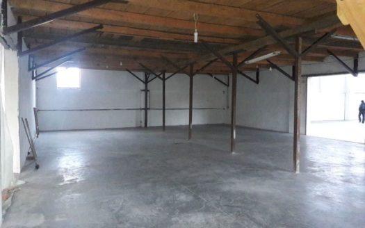 Rent – Warm warehouse, 1200 sq.m., Ternopil