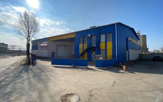 Rent – Warm warehouse, 500 sq.m., Kiev