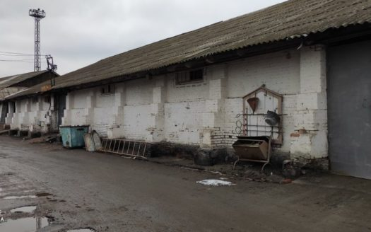 Rent – Dry warehouse, 1000 sq.m., Kharkov
