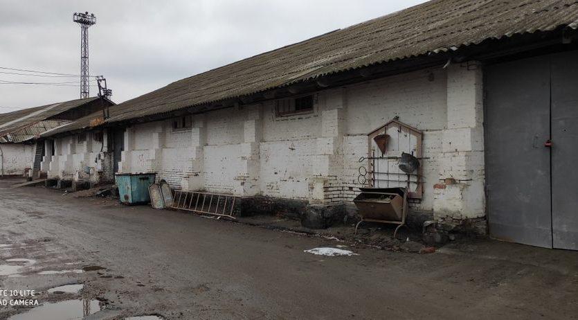Rent - Dry warehouse, 1000 sq.m., Kharkov