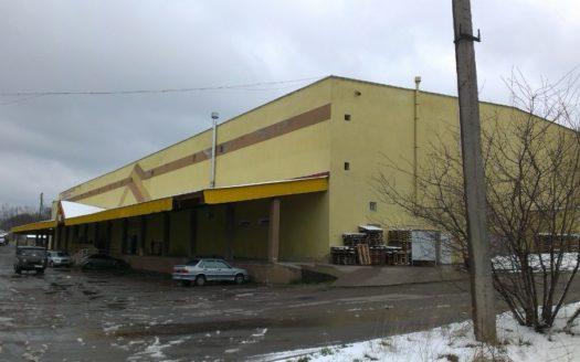 Sale – Dry warehouse, 7000 sq.m., Truskavets