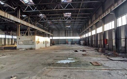 Satılık – Kuru depo, 4200 m2, Dnipro