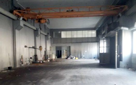 Satılık – Sıcak depo, 3308 m2, Dnipro
