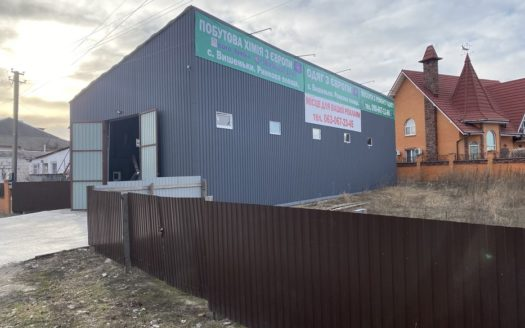 Rent – Dry warehouse, 600 sq.m., Gnedin