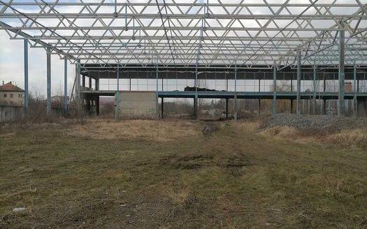 Sale – Dry warehouse, 2880 sq.m., Beregovo