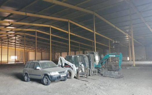 Satılık – Kuru depo, 40.000 m2, Odessa
