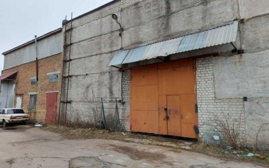 Sale – Warm warehouse, 713 sq.m., Zhytomyr
