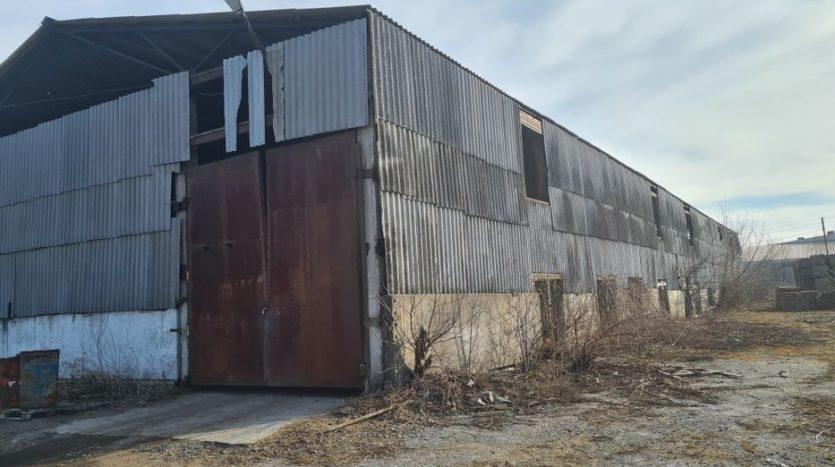 Оренда - Сухий склад, 1200 кв.м., м Михайлівка-Рубежівка