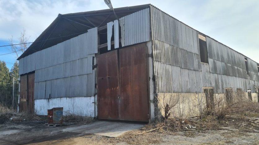 Оренда - Сухий склад, 1200 кв.м., м Михайлівка-Рубежівка - 2