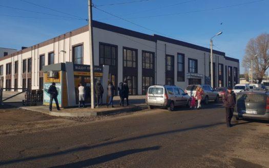 Продаж – Теплий склад, 2000 кв.м., м Стрий