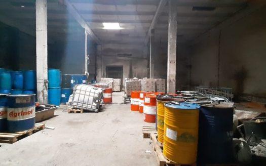 Rent – Dry warehouse, 3000 sq.m., Spasskoye