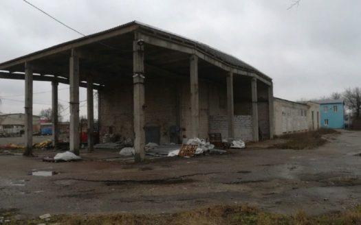 Sale – Dry warehouse, 2000 sq.m., Poyma