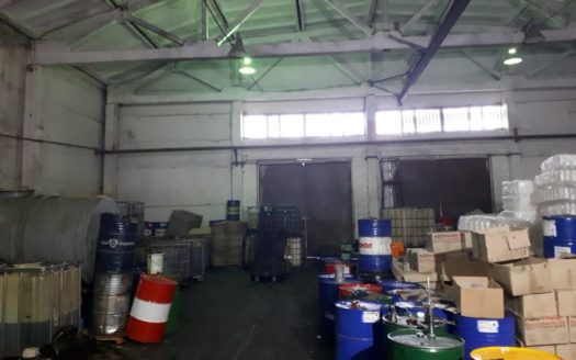Rent – Dry warehouse, 785 sq.m., Zaporozhye