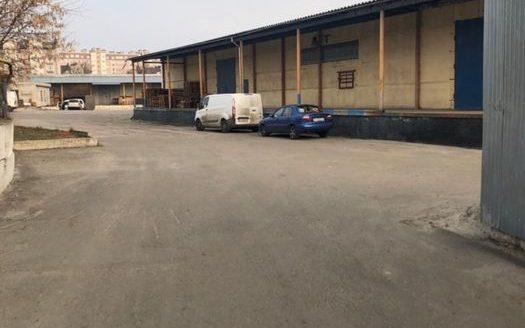 Satılık – Kuru depo, 6000 m2, Chabany