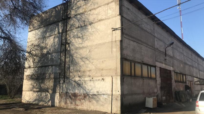 Rent warehouse 200 sq.m. Nova Kakhovka city - 2