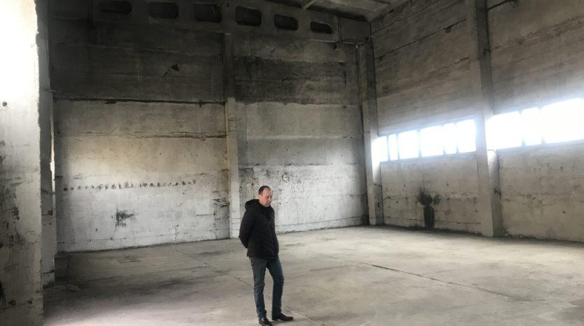 Rent warehouse 200 sq.m. Nova Kakhovka city