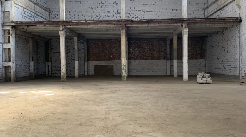 Rent warehouse 935 sq.m. Ternopil city