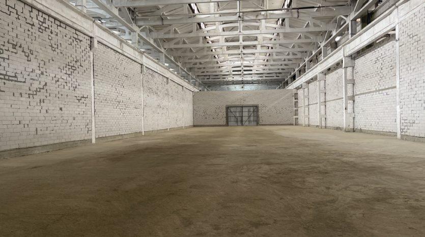 Аренда складского помещения 1752 кв.м. г. Тернополь