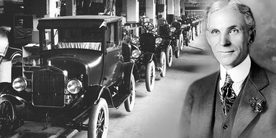 How to Improve Warehouse Processes: 3 Lessons from Henry Ford