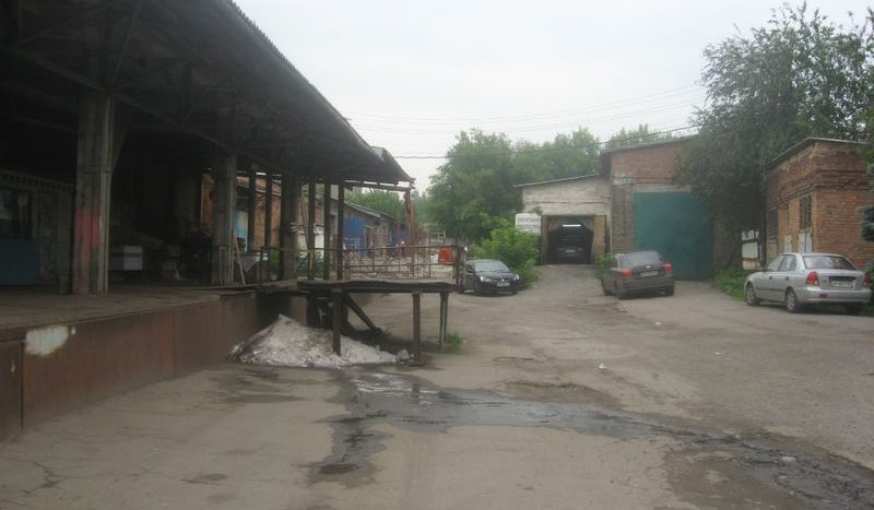 Sale warehouse-freezer 1200 sq.m. Kramatorsk city - 5