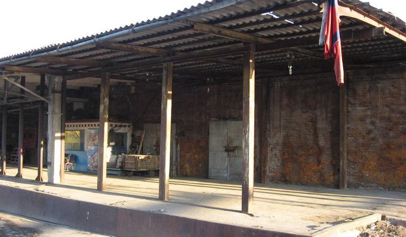 Sale warehouse-freezer 1200 sq.m. Kramatorsk city - 2