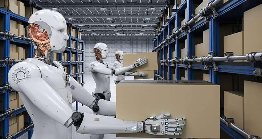 Роботи на складах: 5 прикладів автоматизації - 3