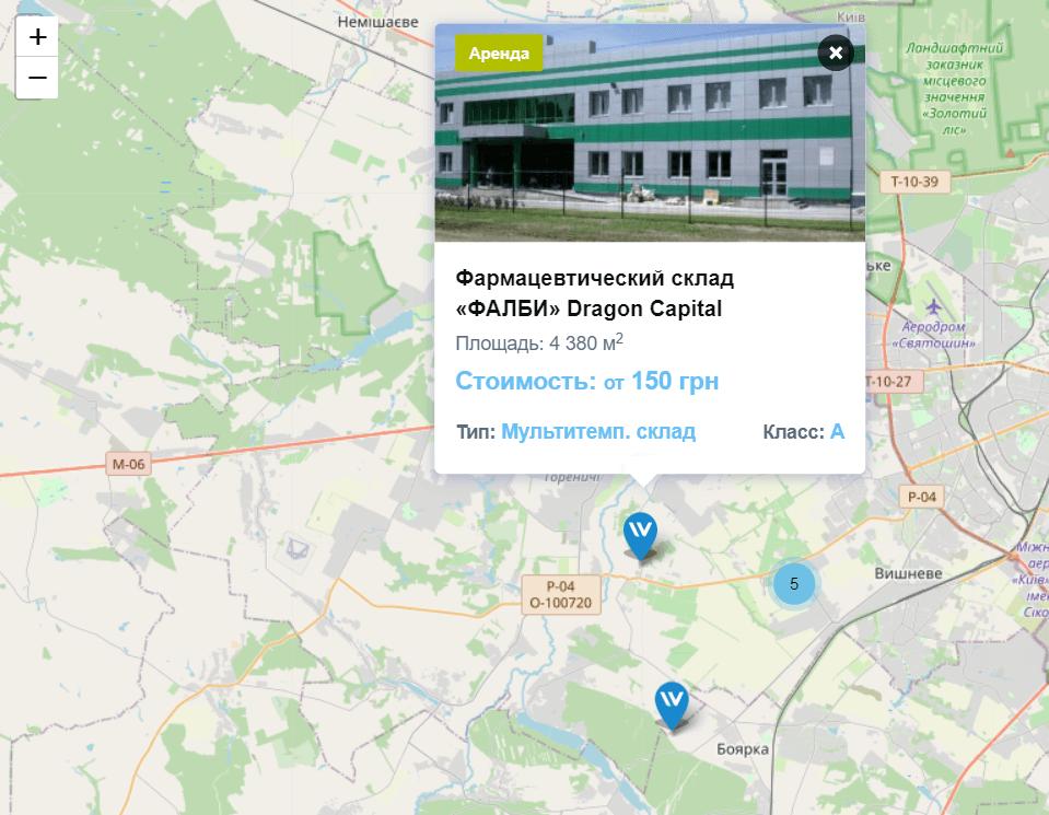 Самые популярные склады на платформе WareTeka: дайджест апреля 2021 - 3