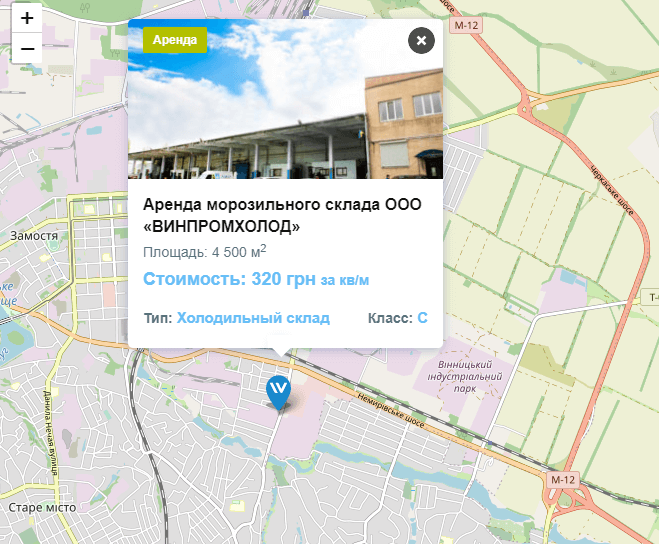 Самые популярные склады на платформе WareTeka: дайджест апреля 2021 - 9