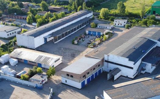 Sale warehouse 10000 sq.m. Poltava city