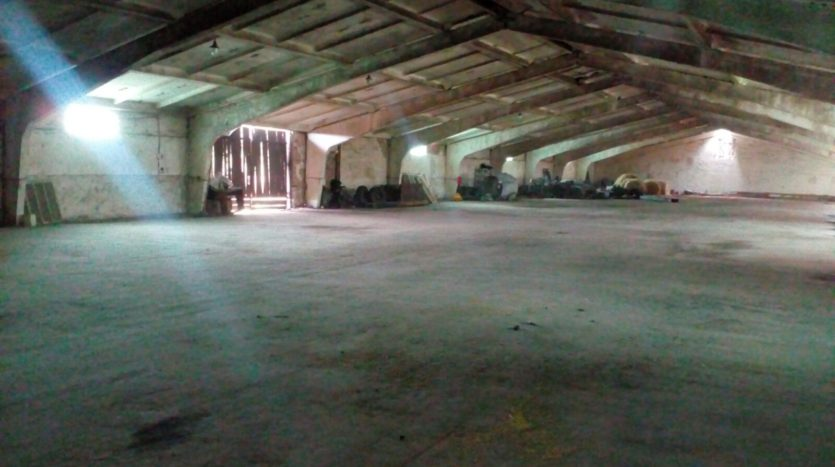 Rent production and storage space 2000 sq.m. Holovnyczia