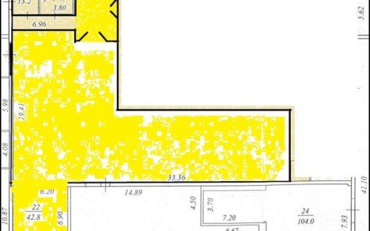 Rent warehouse 400 sq.m. Dnipro city