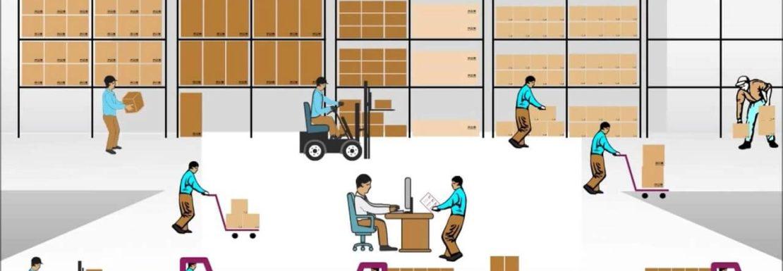 Які помилки в управлінні складом роблять компанії: приклад Foodex24
