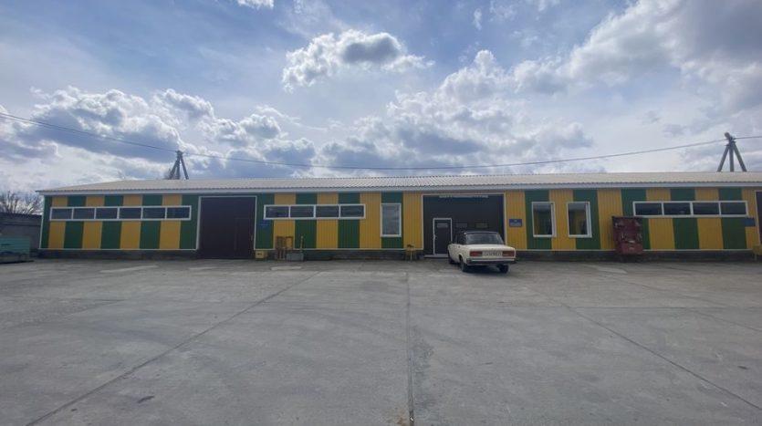 Продажа - Сухой склад, 1000 кв.м., г. Гостомель - 5