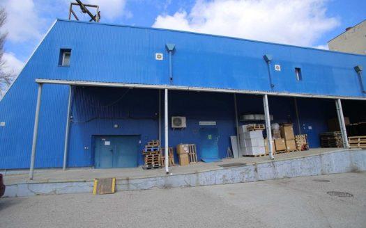 Аренда — Сухой склад, 670 кв.м., г. Киев