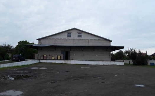 Оренда – Теплий склад, 840 кв.м., м Стрий