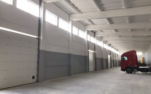 Kiralık – Sıcak depo, 1800 m2, Brovary