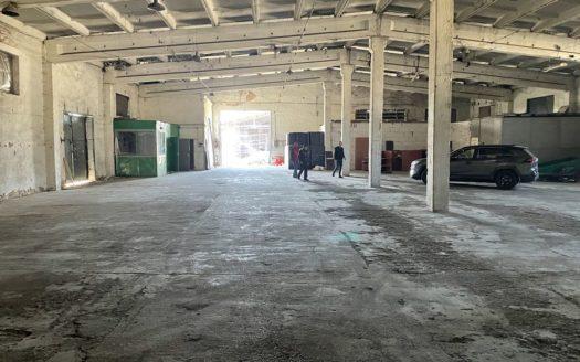 Rent – Dry warehouse, 600 sq.m., Gaysin