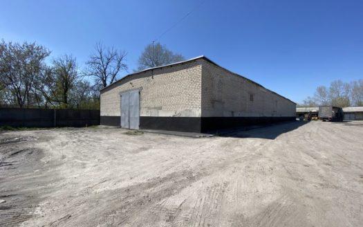 Sale – Warm warehouse, 760 sq.m., Kremenchug