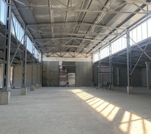 Аренда - Сухой склад, 1500 кв.м., г. Святопетровское